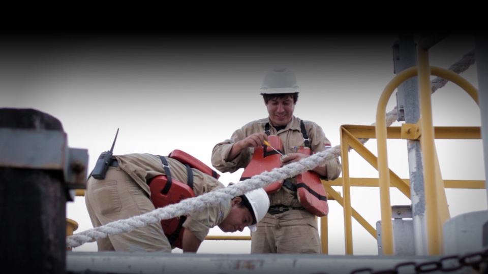 Trabajadores maritimos – sin texto